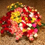Täglich frische Blumen