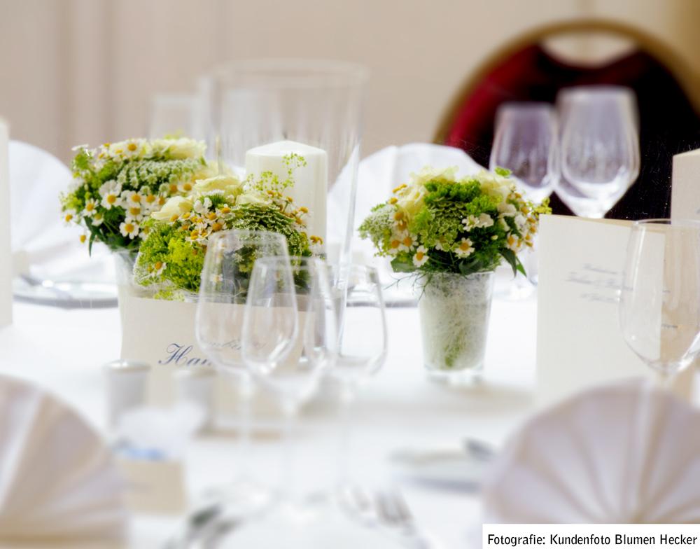 Tischdekoration einrichtungsgegenst nde einebinsenweisheit - Hochzeits tischdekoration ...